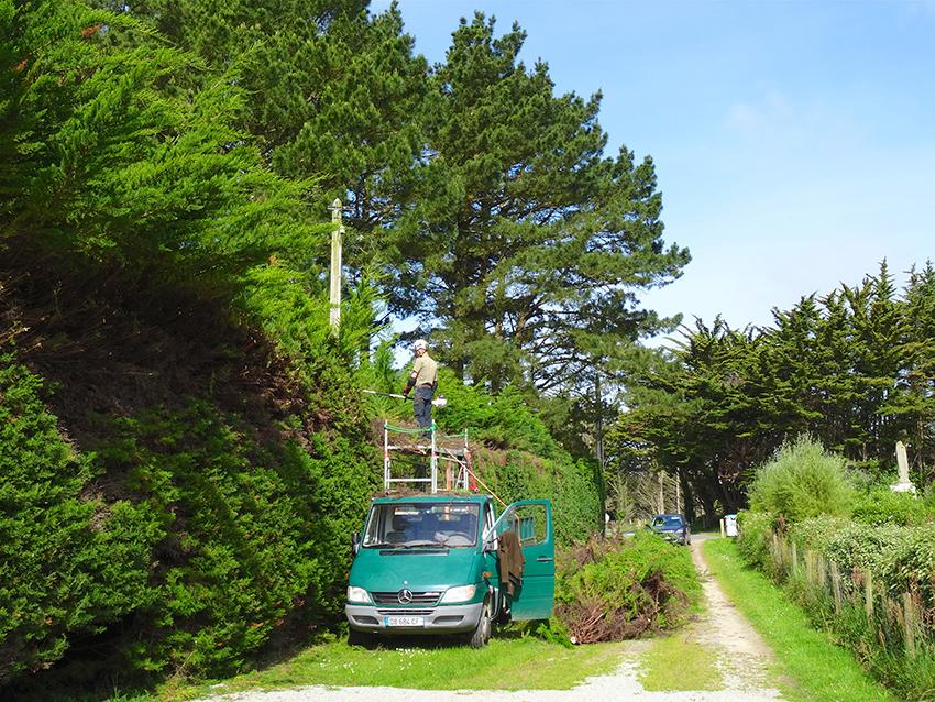 Entretien de jardins belle ile en mer for Entretien jardin deductible des impots